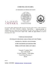 Press release conference CV Rome 17 oct 2014