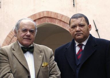 Prof. De Noli & Ambassador Barbosa